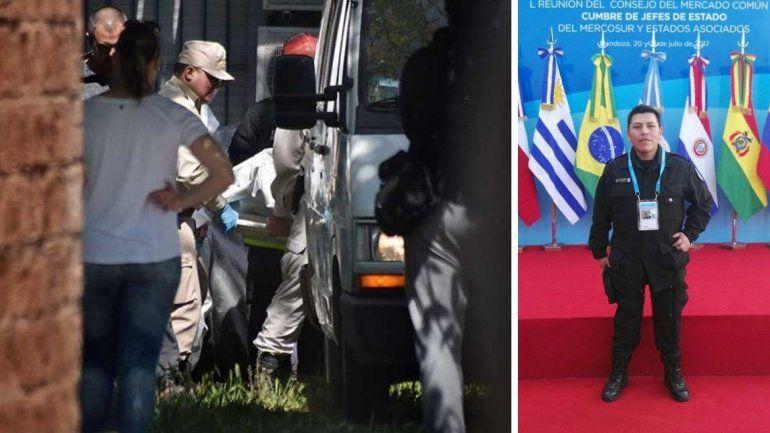 Un policía federal jujeño murió en un tiroteo en La Pampa