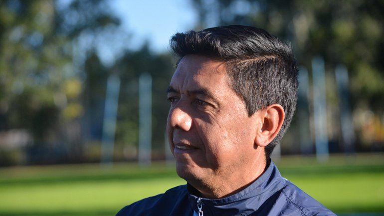 Morales Santos asumirá interinamente como técnico de Gimnasia: Tengo ganas de quedarme
