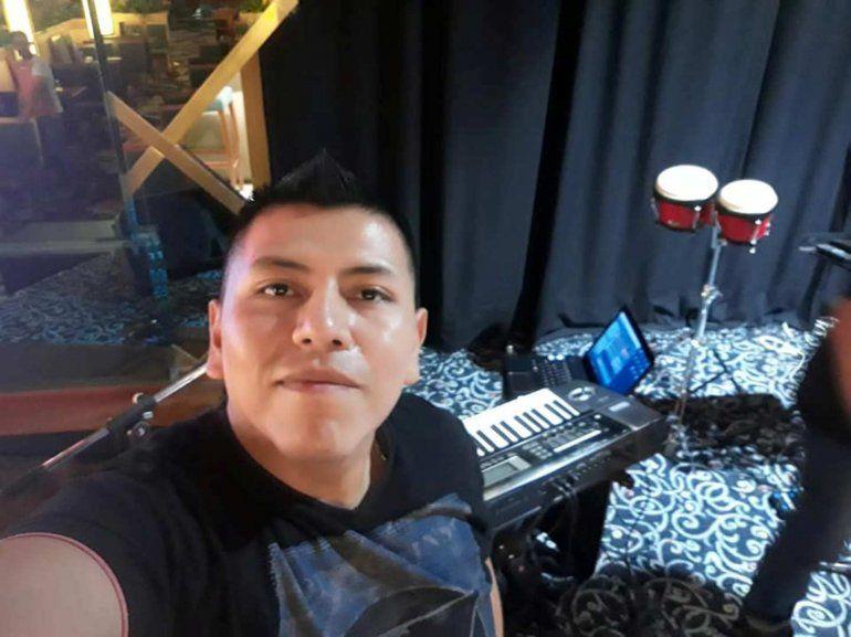 Policía y músico muy querido: quién era David Garnica, el jujeño asesinado en la Pampa
