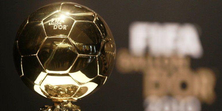 Messi y Agüero, entre los candidatos al Balón de Oro