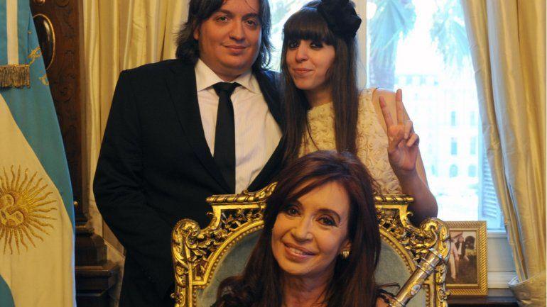 La querella de la UIF pidió elevar la causa a juicio contra Cristina Kirchner y sus hijos por Hotesur