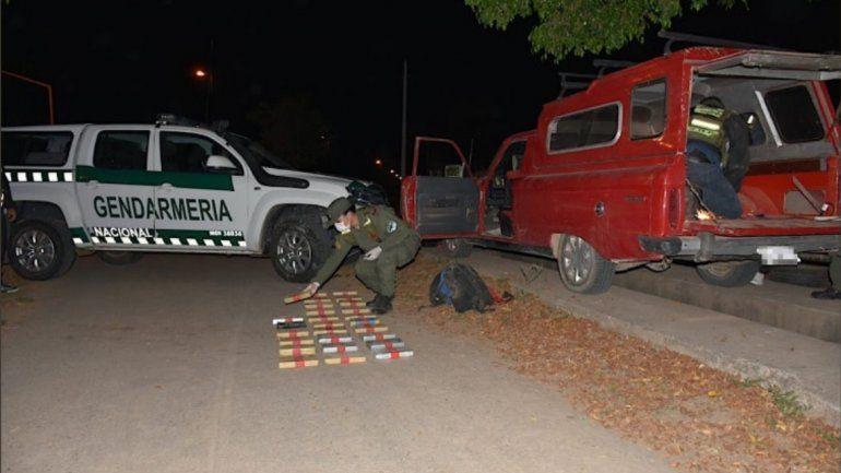 Operativo en Tartagal: 141 kg de cocaína