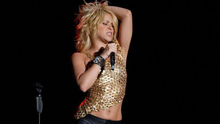 Mirá la dieta muy simple de Shakira para tener un vientre plano