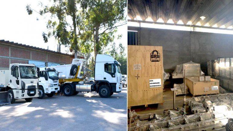 Agua Potable de Jujuy - Equipos nuevos