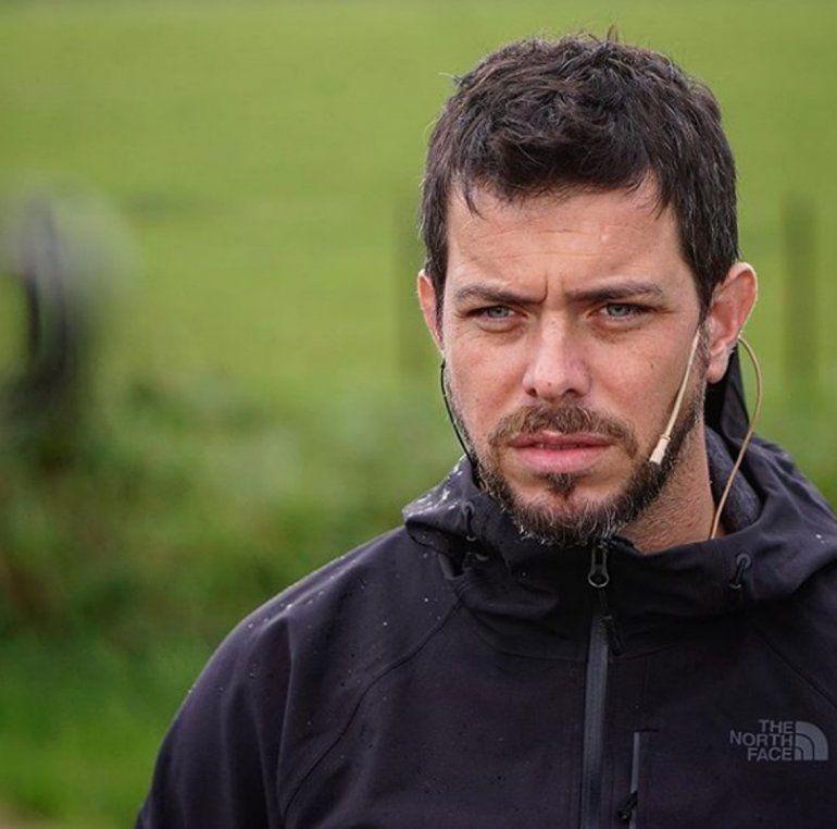 Accidente meteorológico: el camarógrafo de José Bianco resultó herido tras cubrir el granizo