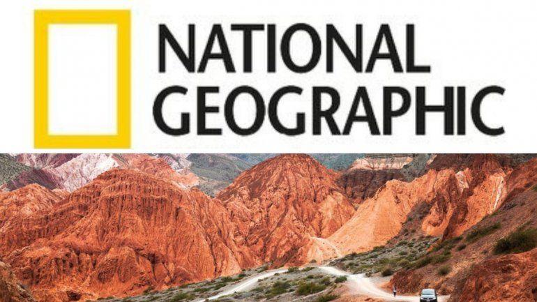Jujuy en el mundo: Nat Geo Alemania publicó una foto de un paisaje jujeño y enamoró a miles de seguidores