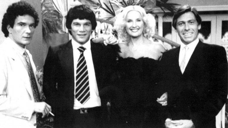 Vincularon amorosamente a Mirtha Legrand con Carlo Monzón y la diva estalló