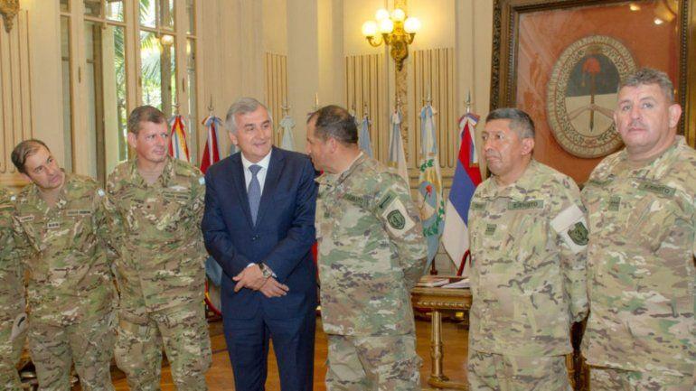 Los ejércitos de Argentina y Bolivia entrenan para trabajar juntos en catástrofes naturales