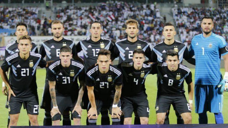 Irak 0 – Argentina 3: la Selección ganó el amistoso en Arabia Saudita