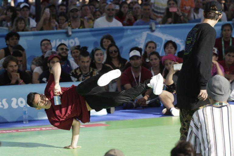 Juegos Olímpicos de la Juventud: Broly se quedó con la plateada en el mixto de Breaking