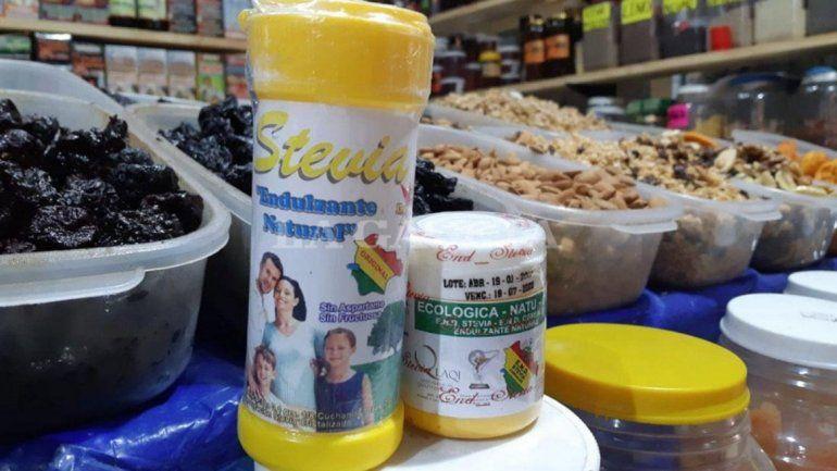 Prohibieron la comercialización de un endulzante de Stevia que se vende en Jujuy