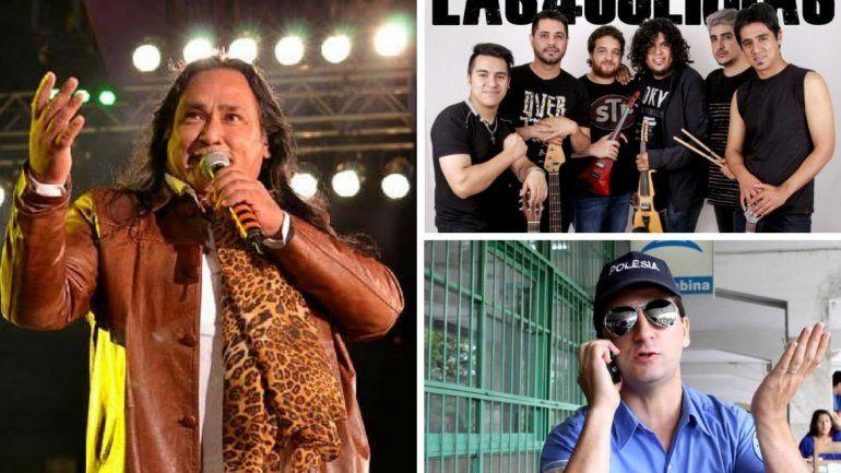 Se viene el Megafestival del Acero y el Folcklore con Galleguillo, Las Cuatro Cuerdas y Gordillo