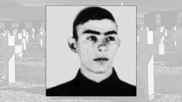Mario Ramón Luna - Soldado caído en Malvinas