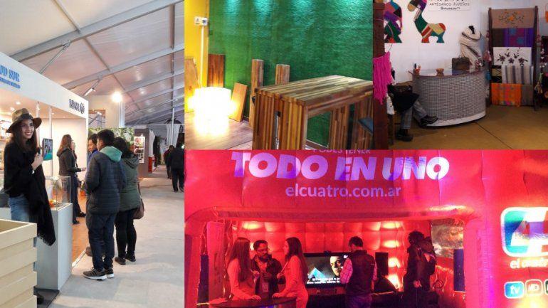 La ExpoJuy 2018 abrió sus puertas en la Ciudad Cultural