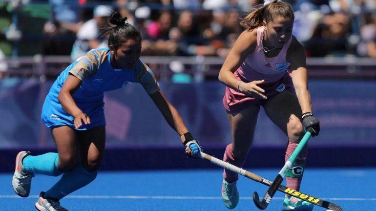 Las Leoncitas ganaron la final de hockey y consiguieron la sexta medalla dorada para Argentina