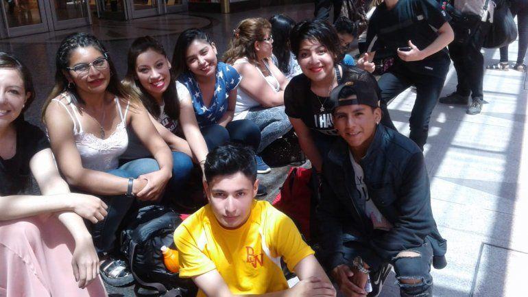 Gran convocatoria en el casting de Showmatch en Jujuy