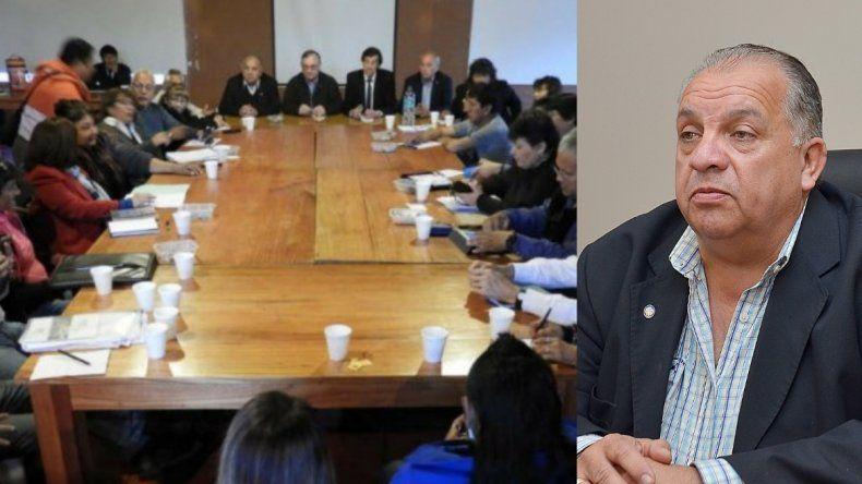 Cabana Fusz: Está garantizado que el aumento se va a percibir en el sueldo de octubre
