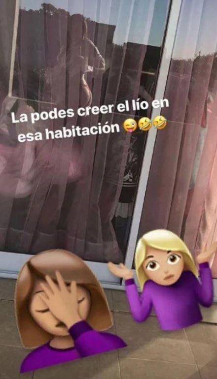 A La Princesita se le escapó una foto hot y revolucionó Instagram