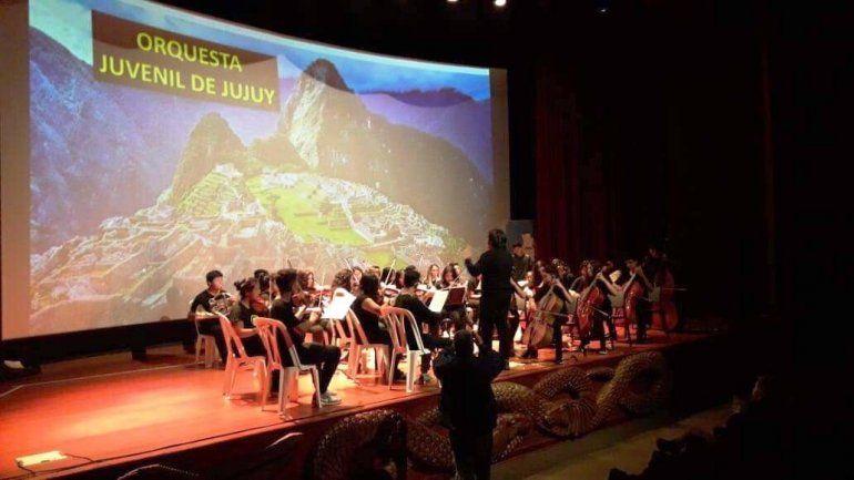 La sinfónica infanto juvenil con raíces andinas que llena de orgullo a Jujuy