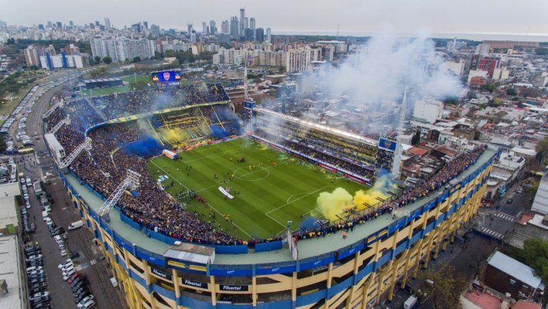 Se agotaron las entradas para la primera Superfinal entre Boca y River en la Bombonera