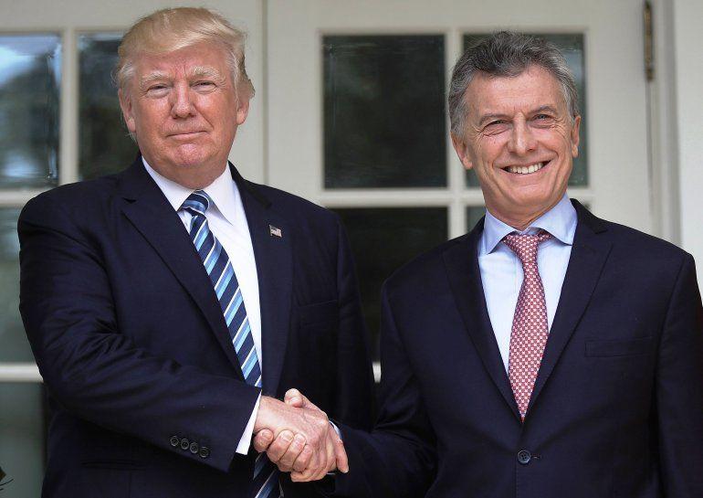 Trump habló por teléfono con Macri, elogió su gestión y la política económica
