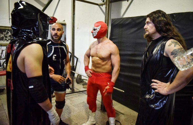 Después de 17 años, vuelven los luchadores de Titanes en el Ring