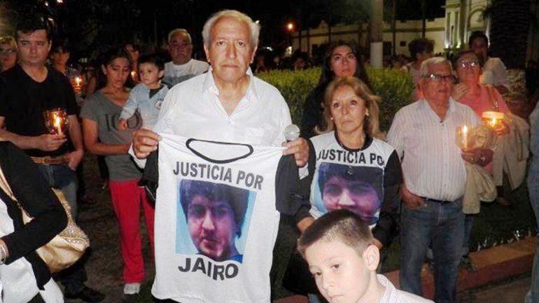 Un año y medio sin Jairo Salcedo, su familia continúa pidiendo justicia