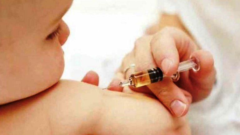 Más del 70% de los niños jujeños recibió la dosis de la vacuna contra el sarampión