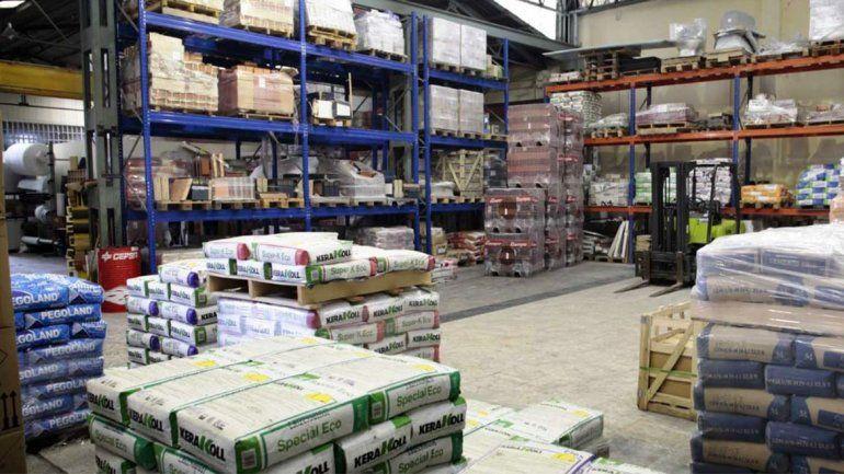 Cae la venta de materiales para la construcción en un 6,7%