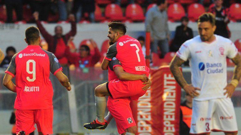 Independiente de Avellaneda venció con autoridad a Huracán