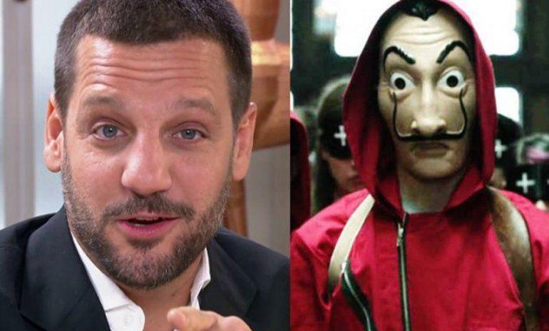 Hay Casa de Papel para rato: Rodrigo de la Serna se suma a la tercera y cuarta temporada