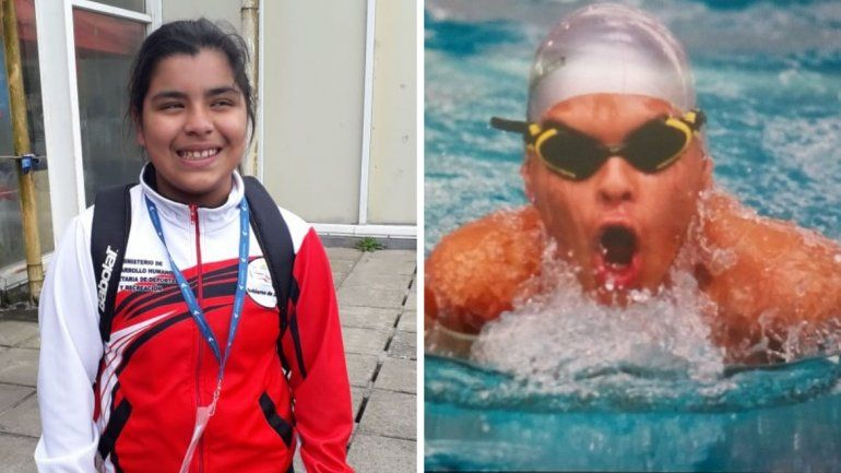 ¡Vamos Jujuy! La natación adaptada ganó las primeras 3 medallas para la provincia en los Evita