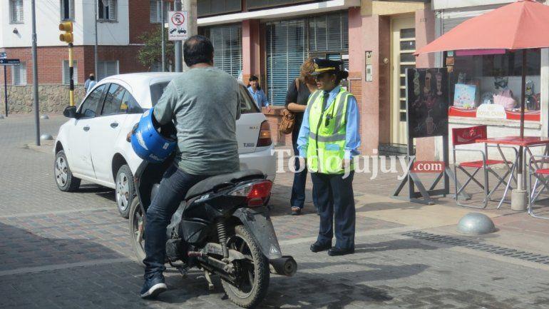 En Jujuy 1 de cada 3 muertos en accidentes son motociclistas y menos del 30% de los conductores usan casco