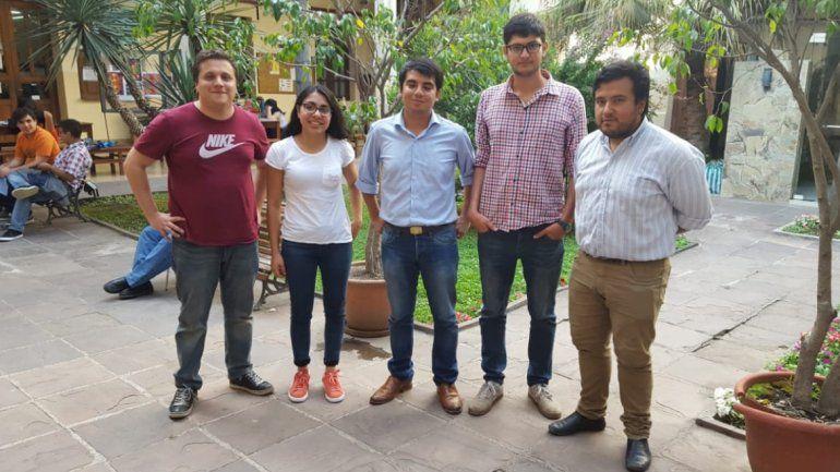 Frente Joven: se presentó un movimiento para atender necesidades sociales y defender los derechos humanos