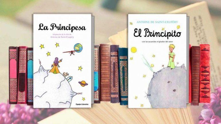 El Principito ahora es La Principesa, con lenguaje inclusivo y polémica