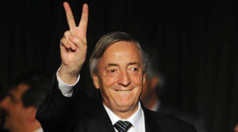 Hoy se cumplen 8 años de la muerte del ex presidente Néstor Kirchner