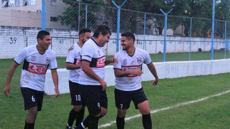 Cuyaya goleó a Lavalle por 4 a 0 y se quedó con el clásico de la Liga Jujeña