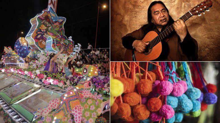 Jujuy se mostrará en Buenos Aires con música, artesanos y el carruaje de Tres Pozos