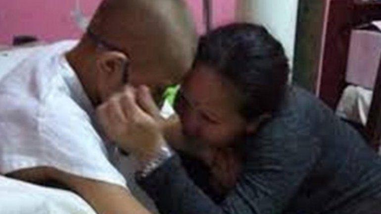 Excarcelaron a la mujer que había pasado cocaína para pagar la quimioterapia de su hijo