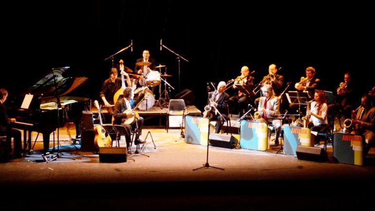 Mozarteum Jujuy cierra su temporada con la actuación de la Antigua Jazz Band