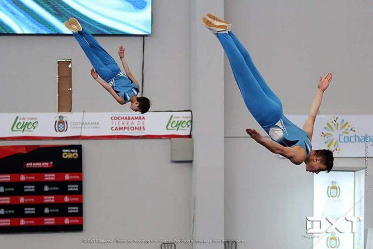 Apoyo para gimnastas jujeños que viajan a Rusia