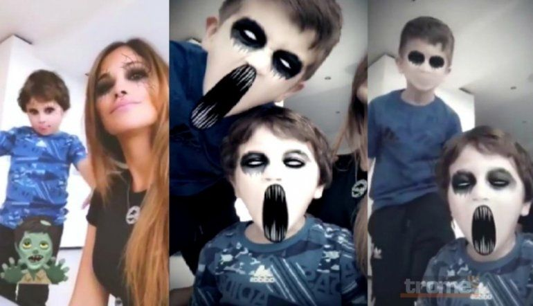 Messi, Cristiano, Maluma y otros, mirá cómo vivieron Halloween los famosos