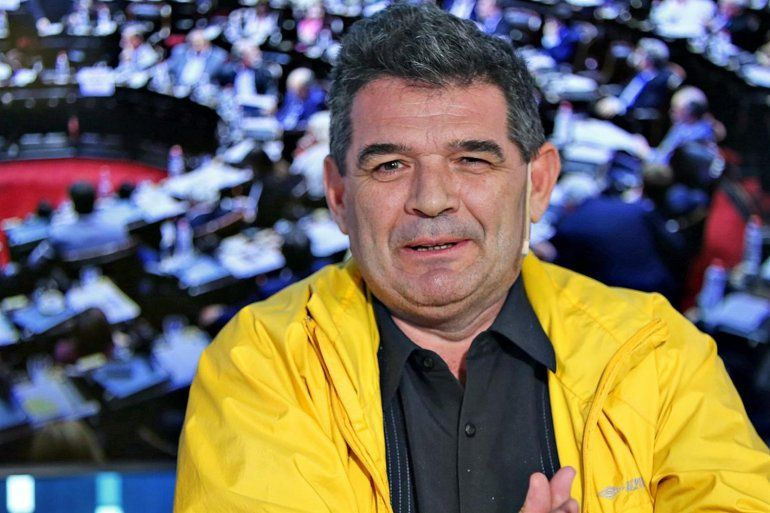 El diputado Alfredo Olmedo chocó anoche y lo imputaron por homicidio culposo
