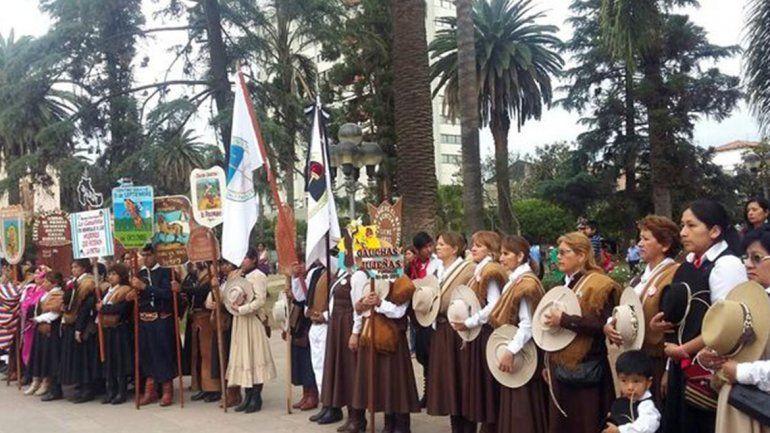 Hoy termina la Semana de la Tradición con el popular desfile de gauchos