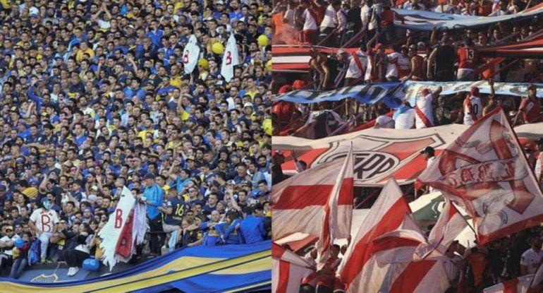 Las finales de la Copa Libertadores entre Boca y River se jugarán con público visitante