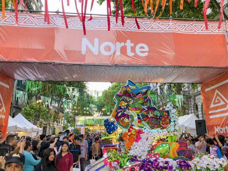 El carruaje del Santuario de Tres Pozos presente en Buenos Aires Celebra las regiones