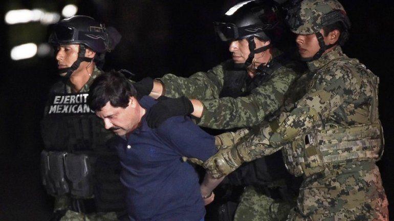 Arranca el juicio contra El Chapo Guzmán: podría ser condenado a cadena perpetua