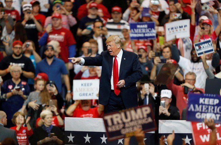 Donald Trump pone a prueba su gestión y el control del Congreso