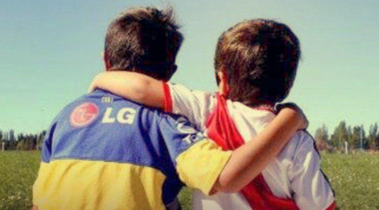 Somos rivales, no enemigos: la campaña que lanzaron Boca y River para fomentar el fair play