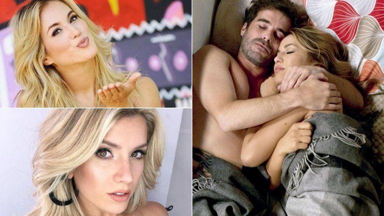 ¡Se enojó Flor Vigna! Laurita Fernandez le pidió que borre una foto con Cabré y estalló el escándalo